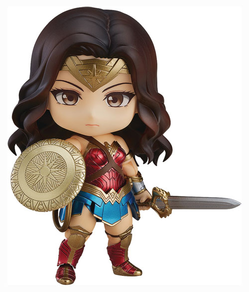 Wonder Woman Movie Nendoroid Figure Hero Edition