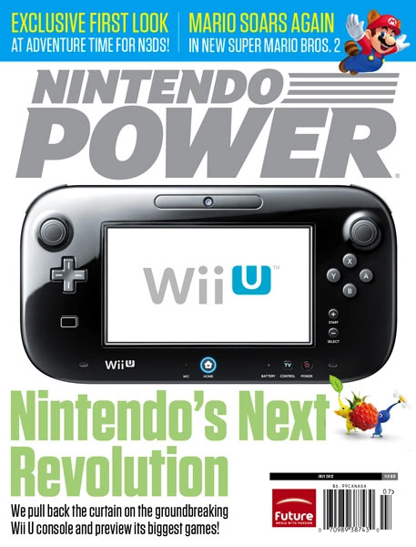 Nintendo Power Volume 280 Wii U
