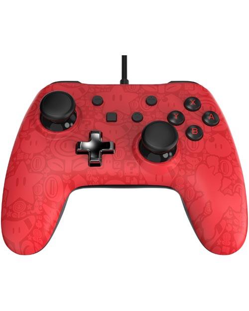 Nintendo Switch Wired Controller Plus: Super Mario Edition