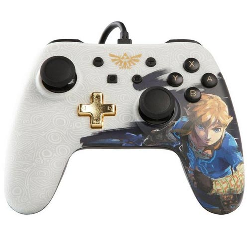 Nintendo Switch Wired Controller Plus: Link Edition