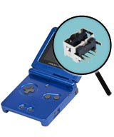 Game Boy Advance SP Repairs: Charging Port Replacement Service