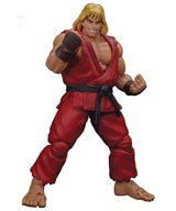 Ultra Street Fighter II: Ken Storm Collectibles Action Figure