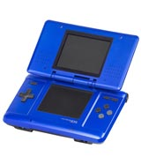 Nintendo DS Electric Blue Refurbished System - Grade A