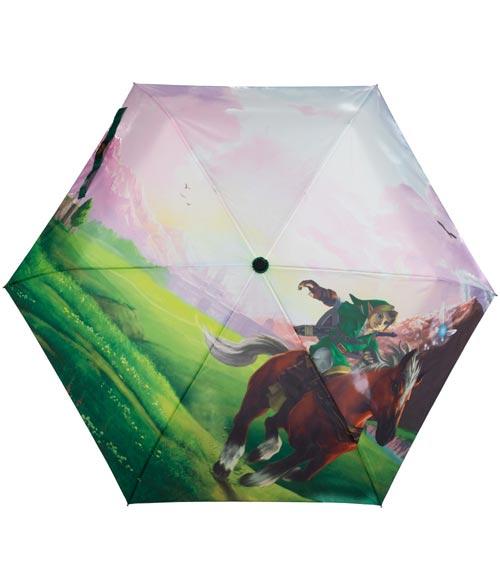 Legend of Zelda Ocarina of Time Umbrella