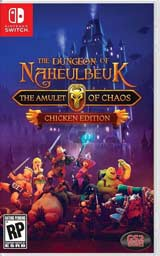 Dungeon of Naheulbeuk: The Amulet of Chaos Chicken Edition