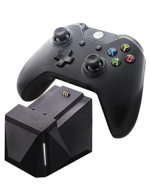 Xbox One Charge Block Solo Black Nyko