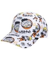 Naruto Shippuden Ramen Illustration All Over Print Hat