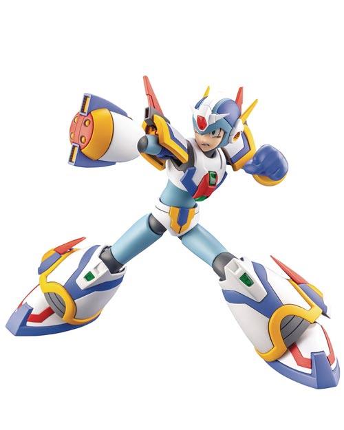Mega Man X Force Armor Plastic Model Kit