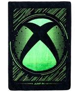 Xbox Logo Digital Fleece Throw