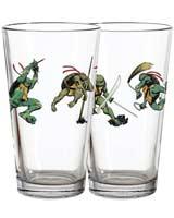 TMNT Ninja Wrap Pint Glass