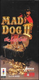 Mad Dog 2: Lost Gold