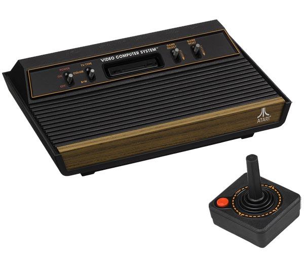 Atari 2600 System Trade-In
