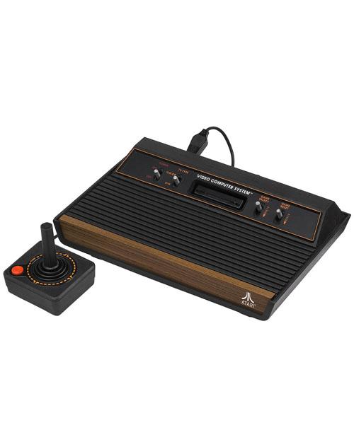Atari 2600 Basic Package