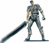 Berserk Guts Black Swordsman Normal 2nd Edition Action Figure
