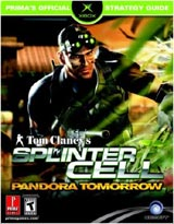 Splinter Cell: Pandora Tomorrow Official Strategy Guide