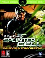 Splinter Cell: Pandora Tomorrow Official Strategy Guide