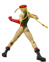 Capcom Figure Collection Cammy C