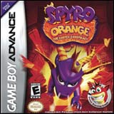 Spyro 4 Orange: The Cortex Conspiracy