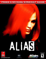 Alias Official Strategy Guide