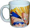 Dragon Ball Z Goku Mug