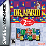 Dr. Mario / Puzzle League Two Pack