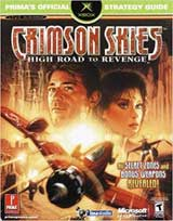 Crimson Skies Prima's Official Strategy Guide