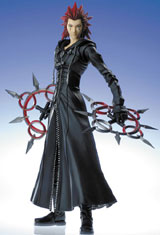 Kingdom Hearts 2 Play Arts AXEL Action Figure