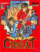 Ninja Combat Neo Geo AES