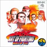 Art of Fighting 3: Path of the Warrior Neo Geo CD