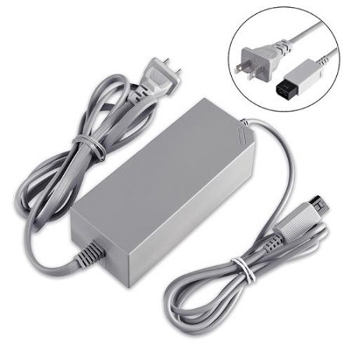 Nintendo Wii Replacement AC Adapter by Nintendo