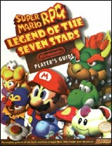 Super Mario RPG Legend of Seven Stars Nintendo Player's Guide