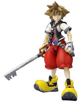 Kingdom Hearts Play Arts Sora Action Figure