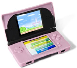 Nintendo DS Lite Silicone Sleeve Pink by CTA
