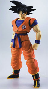 Dragon Ball Saiyan Son Goku 1/8 Scale Model Kit