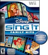 Disney Sing it: Family Hits Bundle