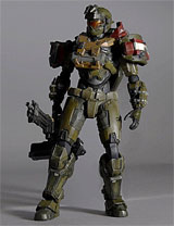 Halo: Reach Play Arts Kai Jorge-052 Action Figure