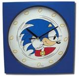 Sonic Classic Rolling Clock