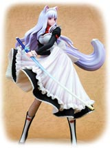 Shining Hearts Rouna Awakening Version Ani-Statue