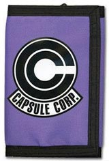 Dragon Ball Z Capsule Corp Wallet