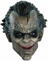 Batman: Arkham City The Joker 3/4 Vinyl Mask
