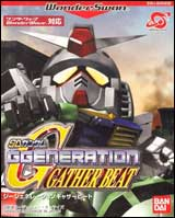 SD Gundam G Generation: Gather Beat