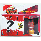 Street Fighter Balrog Mini Figure 2 Pack