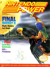 Nintendo Power Volume 30: Final Fantasy II