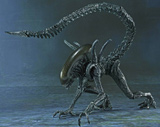 AVP Alien Warrior S.H. MonsterArts Action Figure
