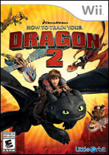 How to Train Your Dragon 2: The Video Game