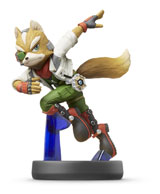 amiibo Fox Super Smash Bros. Series