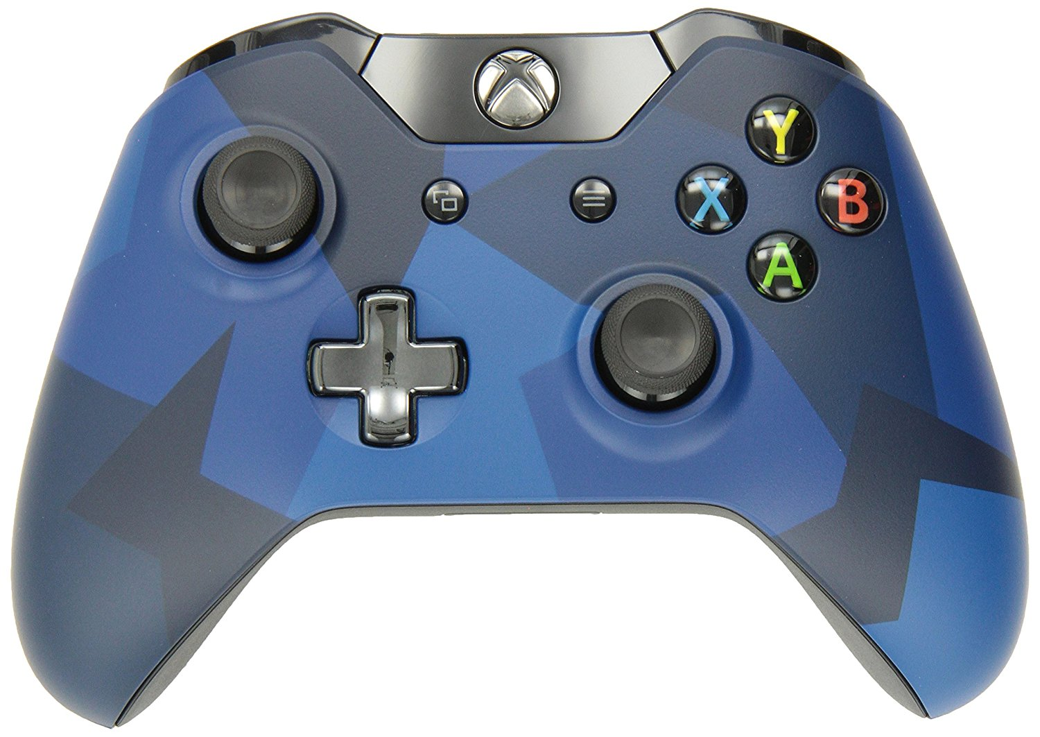 Xbox One Wireless Controller Midnight Forces