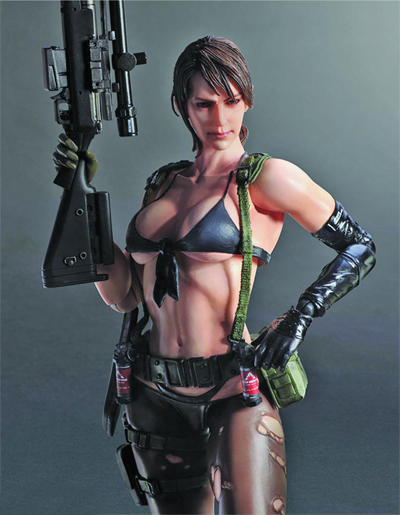MGS 5 Quiet 2
