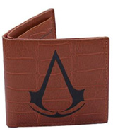 Assassin's Creed: Logo Brown Wallet