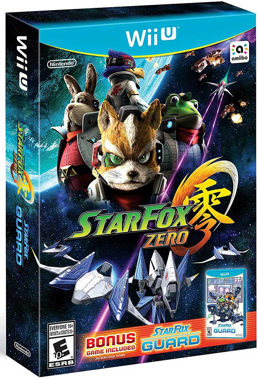 Star Fox Zero + Star Fox Guard for Nintendo Switch